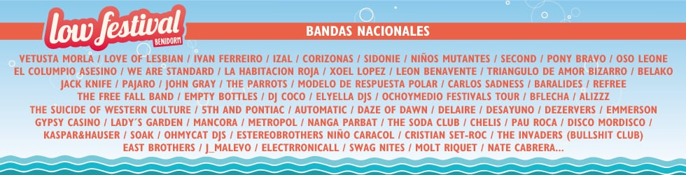 Nacionales Low Festival 2014