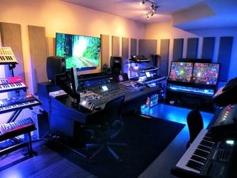 Richard Devine Music & Sound Design