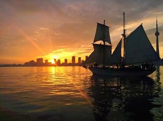 Sailing Nibbanna's Wake