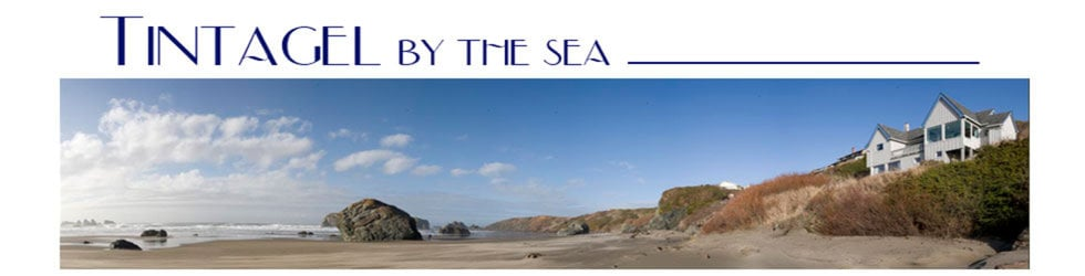 Tintagel by the Sea