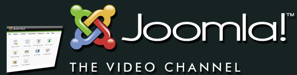 The Joomla Videos Channel