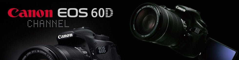 CANON EOS 60D Channel
