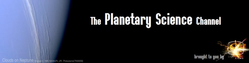The Planetary Science Channel