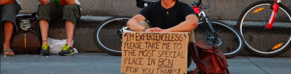 Living the world as an Experienceless