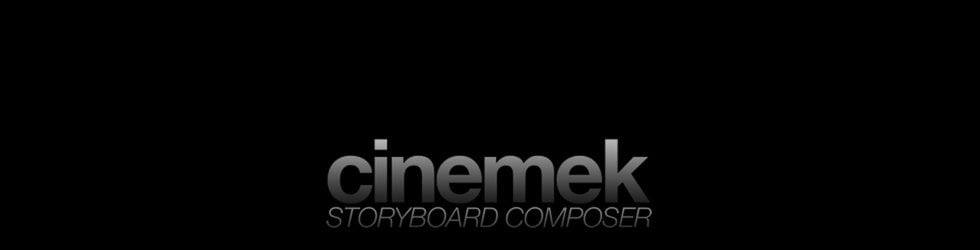 Cinemek Storyobard Composer