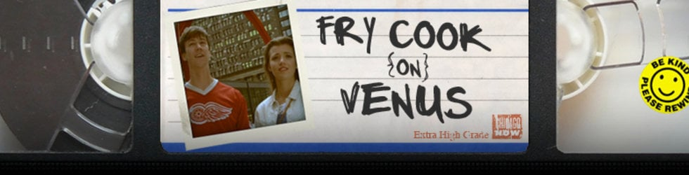 Fry Cook on Venus