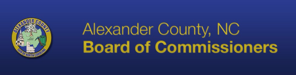 Alexander County Board of Commissioners