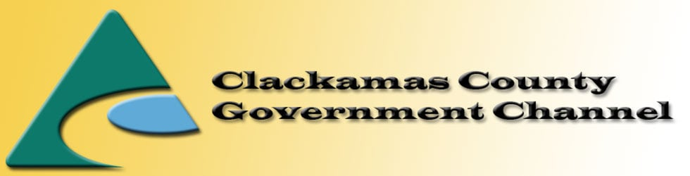 Clackamas County Government Channel