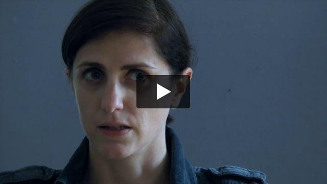 Übung Polizistin im Interview 2016 mit Dorothee Föllmer - Schauspielerin