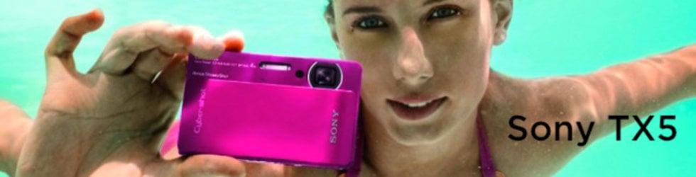 Sony Cyber-shot DSC-TX5