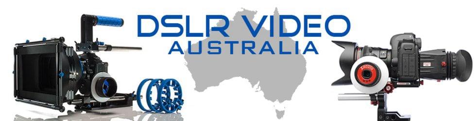 DSLR VIDEO AUSTRALIA