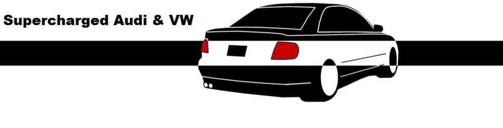 Supercharged Audi & VW