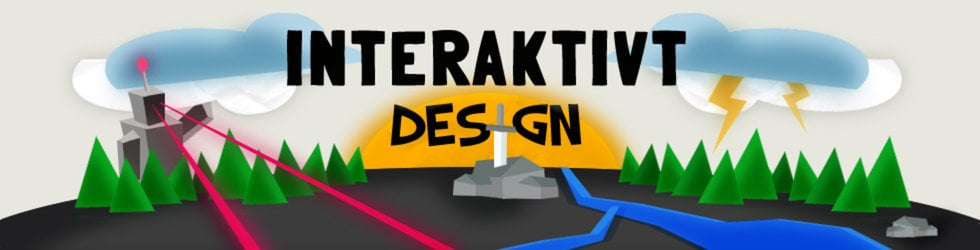 Interaktivt Design 10-13