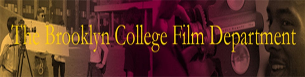 The Brooklyn College Film Department