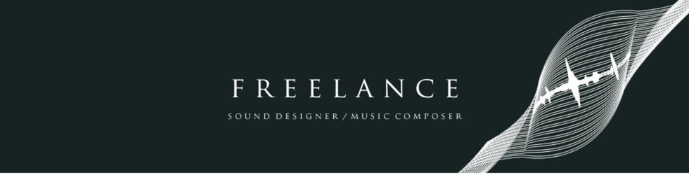 Freelance Sound Designers & Music Composers