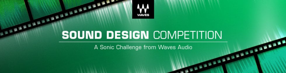 Waves Sound Design Competition