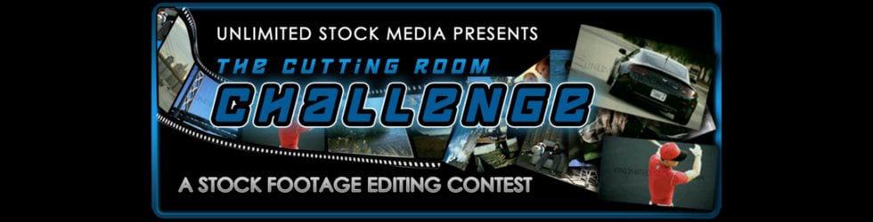 THE CUTTING ROOM CHALLENGE-Presented by Unlimited Stock Media
