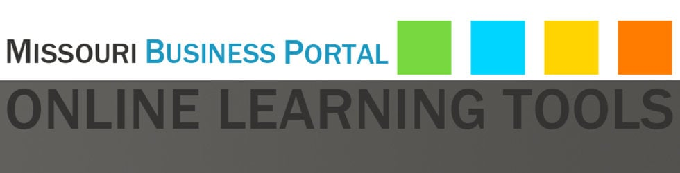 Missouri Business Portal