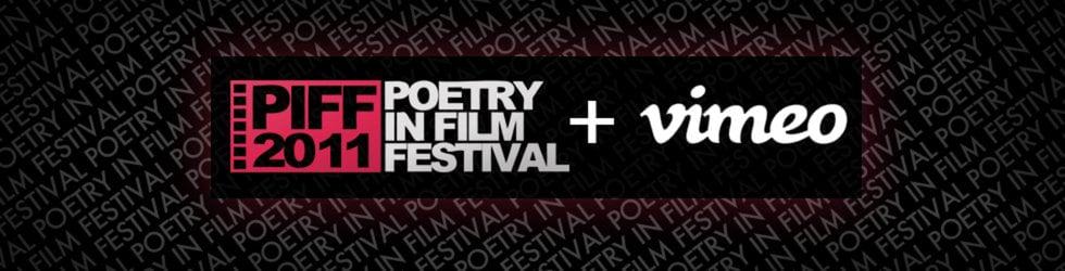 Poetry in Film Festival