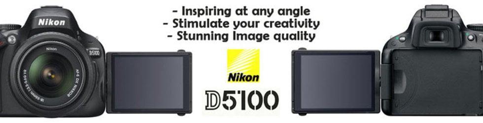 Nikon D5100 HDSLR