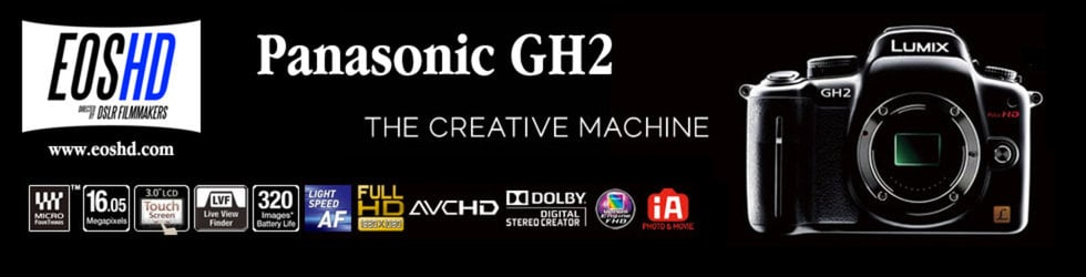 Panasonic GH2