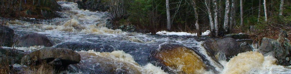 New Brunswick Whitewater Paddling