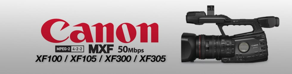 Canon XF Video