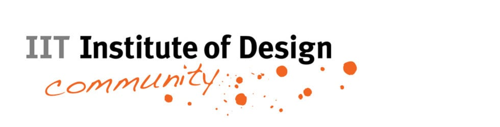 IIT Institute of Design Community