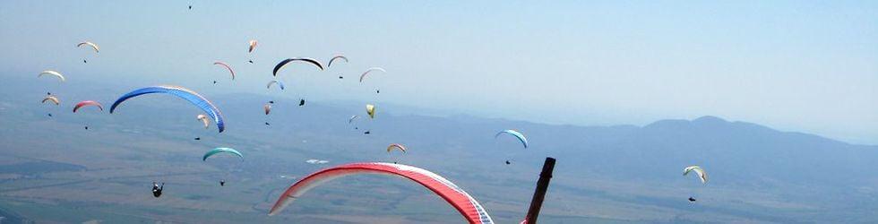 paragliding Bulgaria