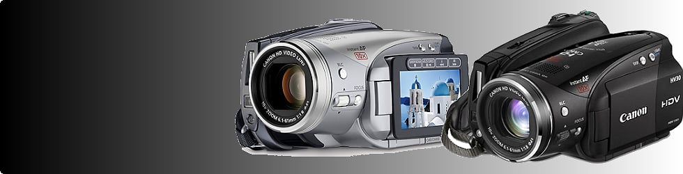 Canon HV20/30/40