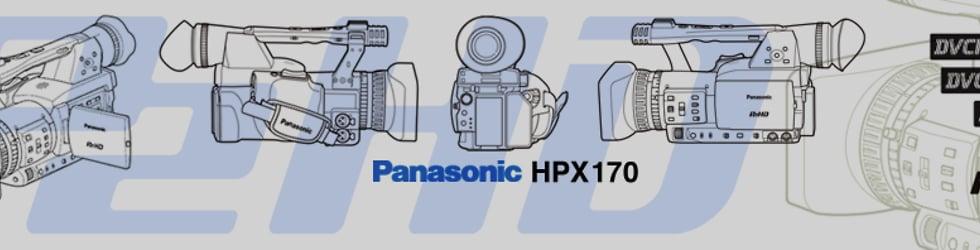 Panasonic HPX170