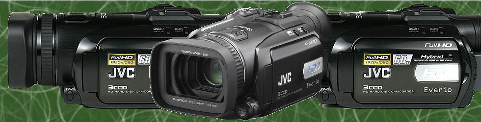 JVC HD Everio Users