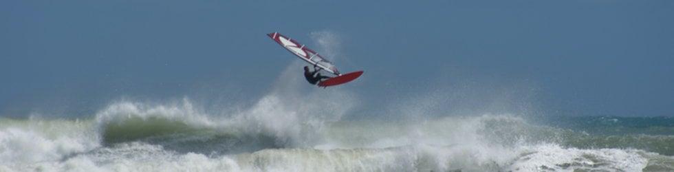 Windsurfing New Zealand