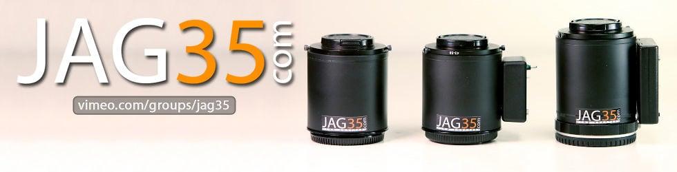 JAG35 User Videos