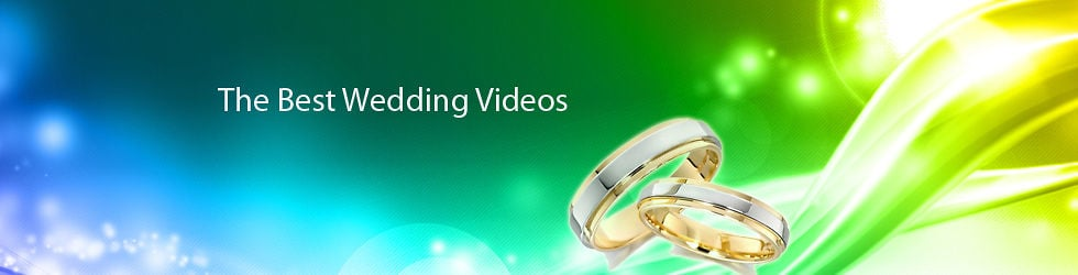 The best wedding videos