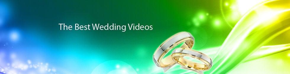 The best wedding videos