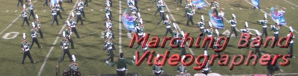 Marching Band Videographers