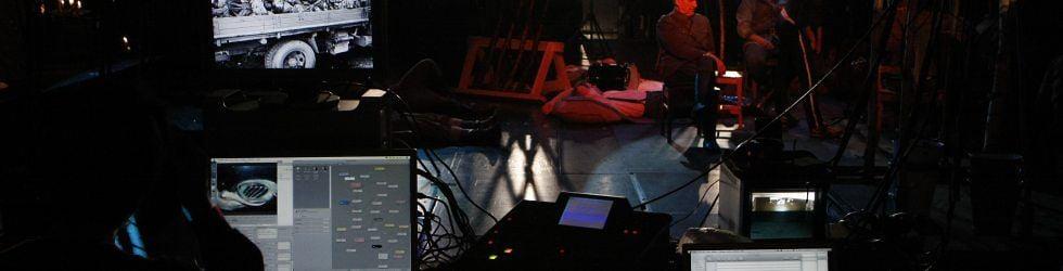 transmodern theatre