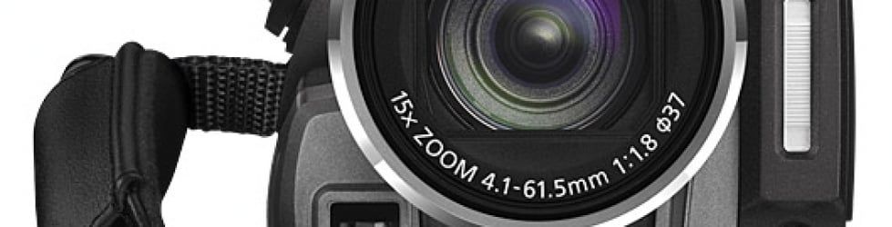 Canon Legria HF20/HF200
