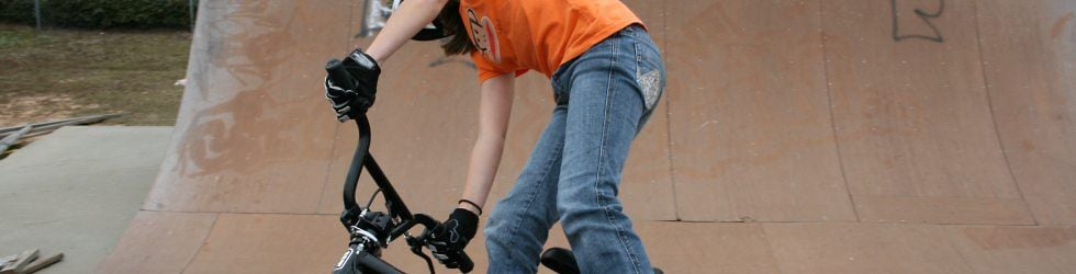 Girls Ride BMX
