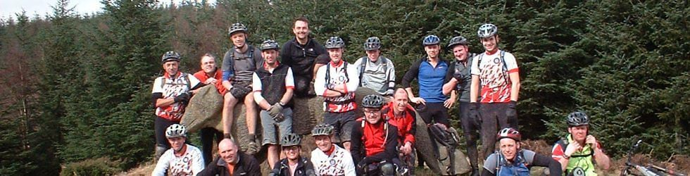 The Woollybacks Mountain Bike Club