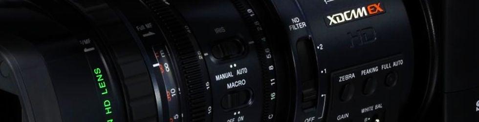 Sony XDCAM EX Footage
