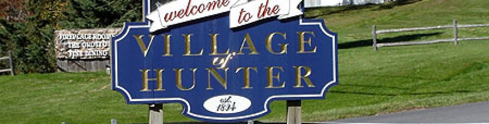 Village of Hunter