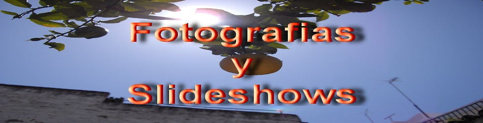 fotografias y slideshows