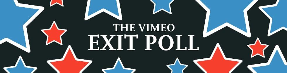 Vimeo Exit Poll