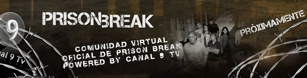 Prison Break » Canal 9 Tv