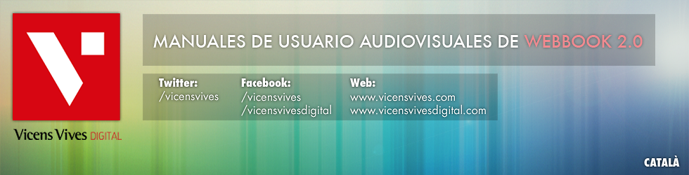 Manuals d'Usuari Audiovisuals de WebBook 2.0 (MUAW)