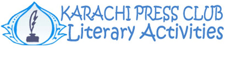 Karachi Press Club Literary Activities