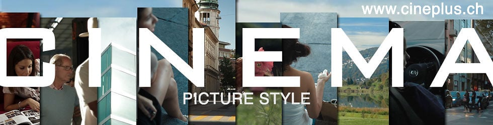 "CINEMA ""Picture Style"""