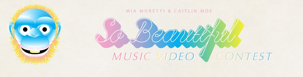 SO BEAUTIFUL MUSIC VIDEO CONTEST